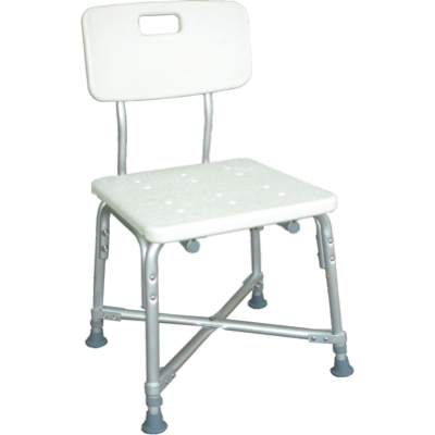 Deluxe Bariatric Shower Chair With Cross Frame Brace Charmmedical